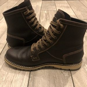 Timberland Britton Hill Waterproof Boots Size 9